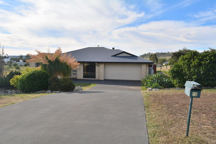 12 Roderick Street, Cotswold Hills 4350, QLD House Photo