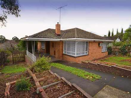 27 Middleborough Road, Burwood 3125, VIC House Photo