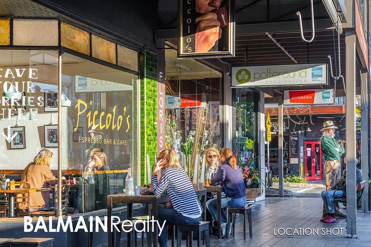 LEVEL 2/1 Nagurra Place, Rozelle 2039, NSW Apartment Photo