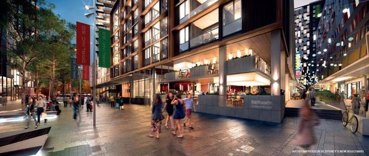 3081/65 Tumbalong Boulevard, Haymarket 2000, NSW Apartment Photo
