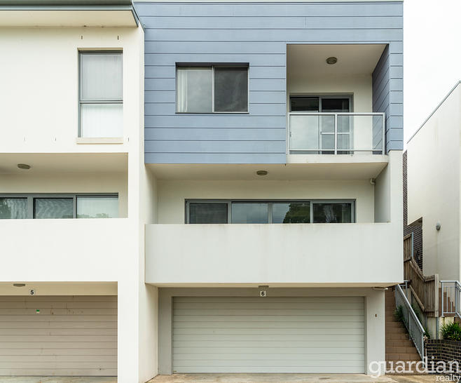 6/19-23 Watkins Road, Baulkham Hills 2153, NSW Townhouse Photo