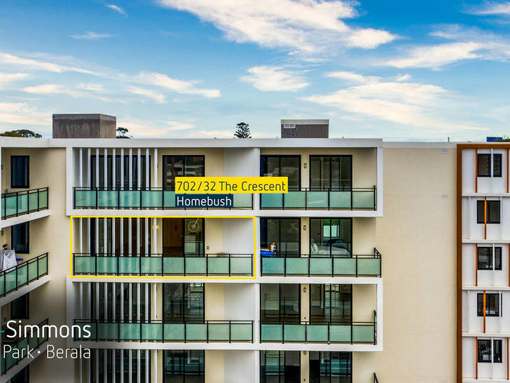 702/29-35 Burlington Road, Homebush 2140, NSW Unit Photo
