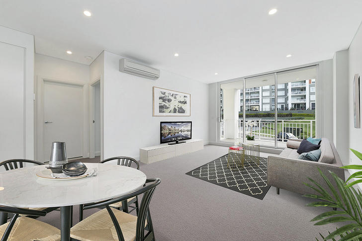 215/58 Peninsula Drive, Breakfast Point 2137, NSW Unit Photo