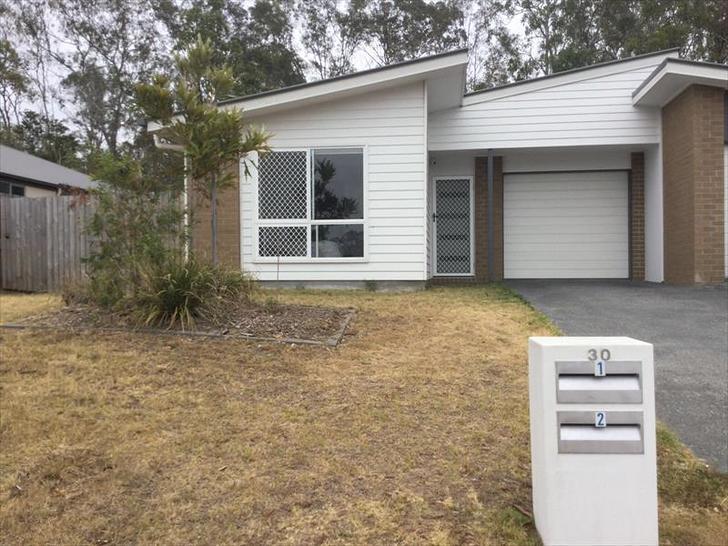 1/30 Tamatea Drive, Bellbird Park 4300, QLD Duplex_semi Photo