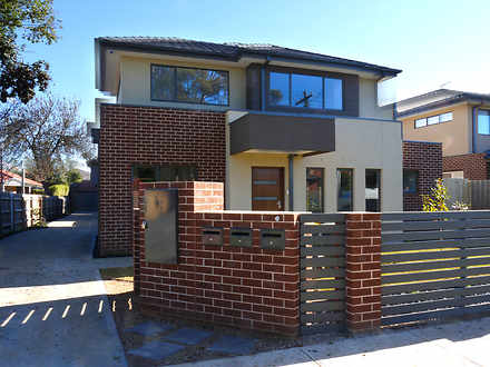 1/159 Porter Road, Heidelberg Heights 3081, VIC Townhouse Photo