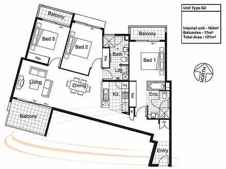 LN:10765/100 Quay Street, Brisbane 4000, QLD Apartment Photo