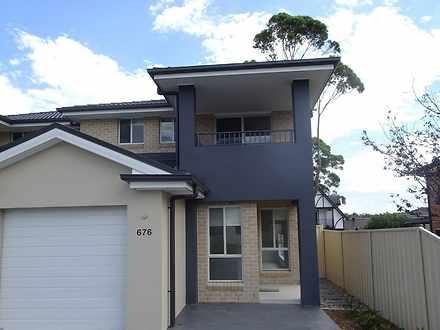 676 Henry Lawson Drive, East Hills 2213, NSW Duplex_semi Photo