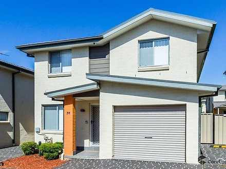 31/162 Walters Road, Blacktown 2148, NSW Townhouse Photo