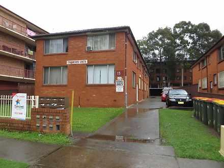 7/13 Drummond Street, Warwick Farm 2170, NSW Unit Photo