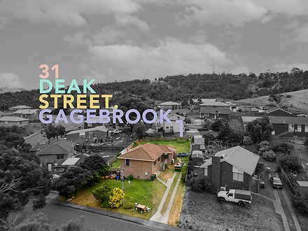 31 Deak Street, Gagebrook 7030, TAS House Photo