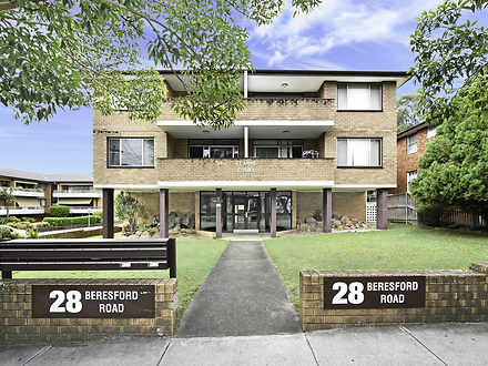 9/28 Beresford Road, Strathfield 2135, NSW Apartment Photo