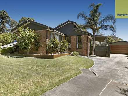 14 Rawdon Court, Boronia 3155, VIC House Photo
