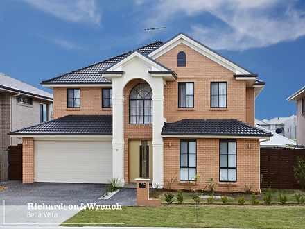 9 Glide Place, Kellyville Ridge 2155, NSW House Photo