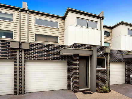 6/156 Francis Street, Yarraville 3013, VIC Townhouse Photo