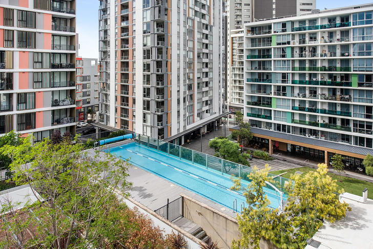LEVEL 5/505/2 Discovery Point Place, Wolli Creek 2205, NSW Apartment Photo
