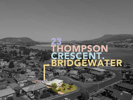 23 Thompson Crescent, Bridgewater 7030, TAS House Photo