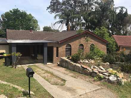 20 Hodkin Place, Ingleburn 2565, NSW House Photo