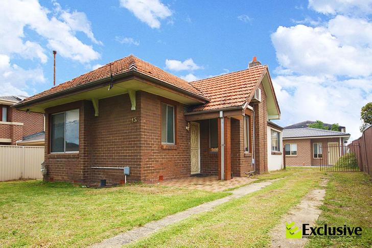 15 Gallipoli Street, Lidcombe 2141, NSW House Photo