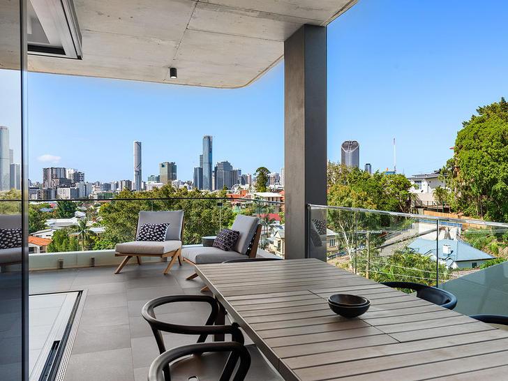 3/138 Dornoch Terrace, Highgate Hill 4101, QLD Apartment Photo