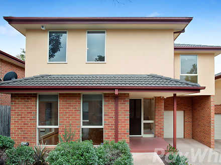 3/54 Airlie Road, Montmorency 3094, VIC Townhouse Photo