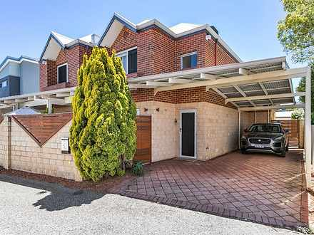 19 Alto Lane, North Perth 6006, WA Townhouse Photo