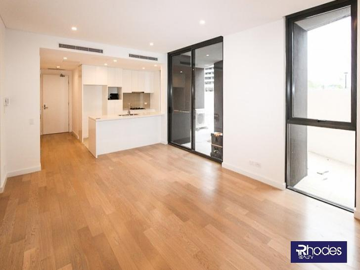 312/2 Peake Avenue, Rhodes 2138, NSW Apartment Photo
