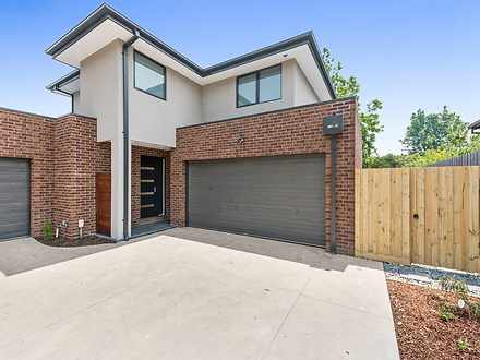 93A Patterson Street, Ringwood East 3135, VIC Townhouse Photo