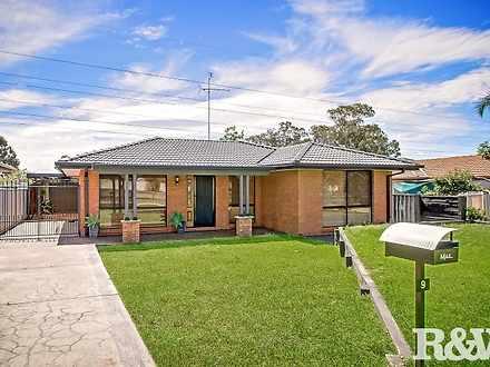 9 Carrara Place, Plumpton 2761, NSW House Photo