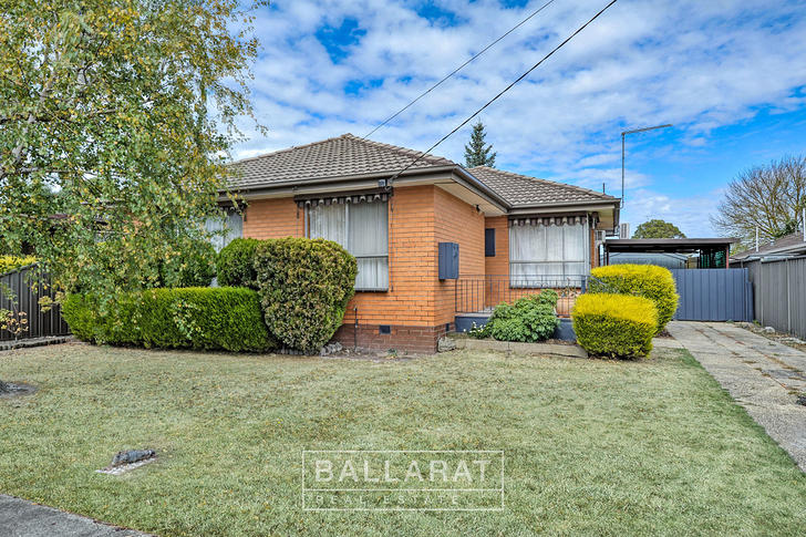 1155 Grevillea Road, Wendouree 3355, VIC House Photo