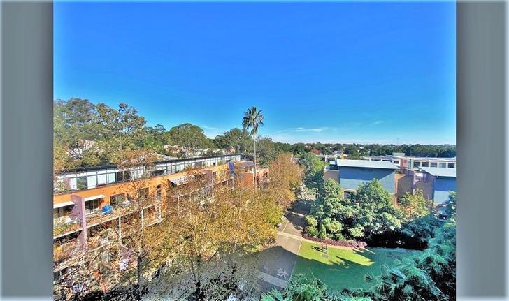 512E/138-140 Carillon Avenue, Newtown 2042, NSW Studio Photo