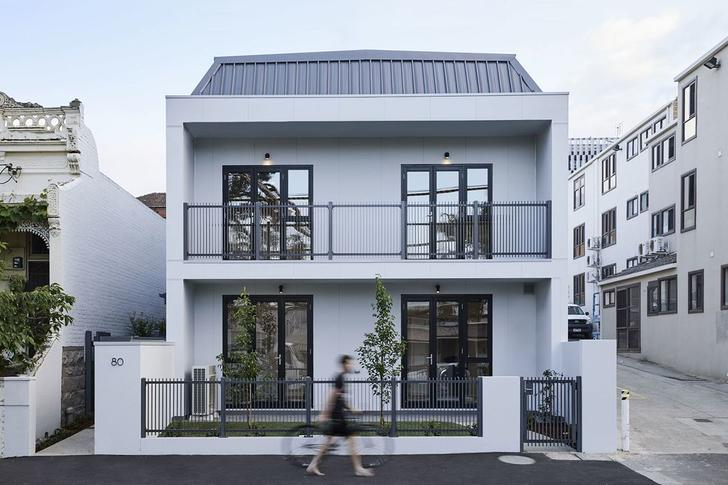 1/80 Chapman Street, North Melbourne 3051, VIC Townhouse Photo