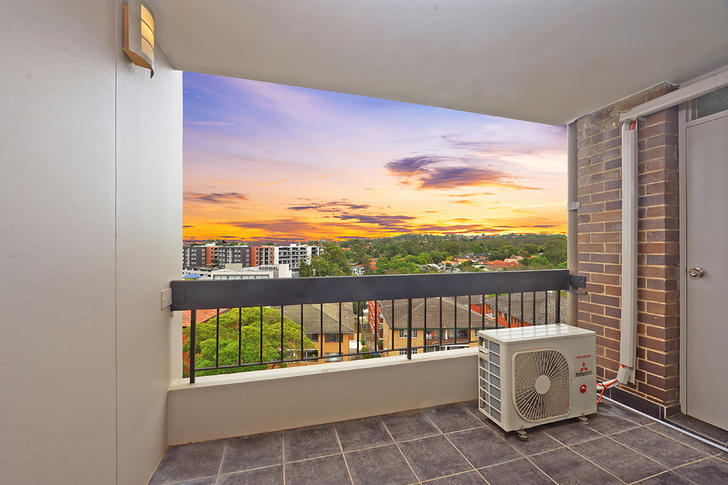 25/61 West Parade, West Ryde 2114, NSW Apartment Photo