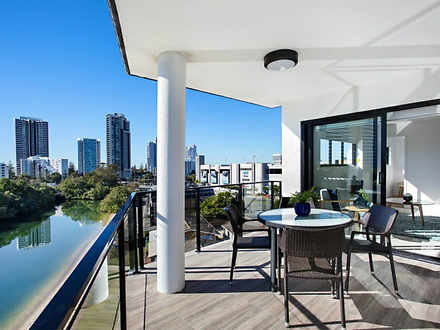 402/9 Hooker Boulevard, Broadbeach 4218, QLD Apartment Photo