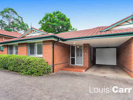 6/105 Gumnut Road, Cherrybrook 2126, NSW Villa Photo