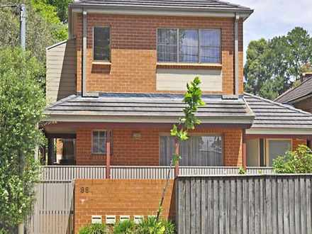 3/99 Falcon Street, Crows Nest 2065, NSW Townhouse Photo