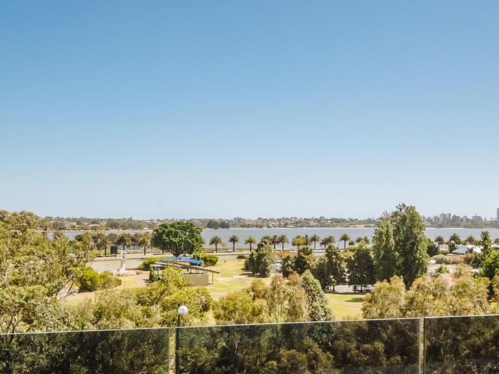 1709B/8 Adelaide Terrace, East Perth 6004, WA Studio Photo