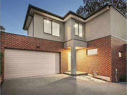 3/42 Eley Road, Burwood 3125, VIC Townhouse Photo