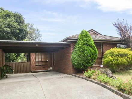 28 Mowbray Drive, Wantirna South 3152, VIC House Photo