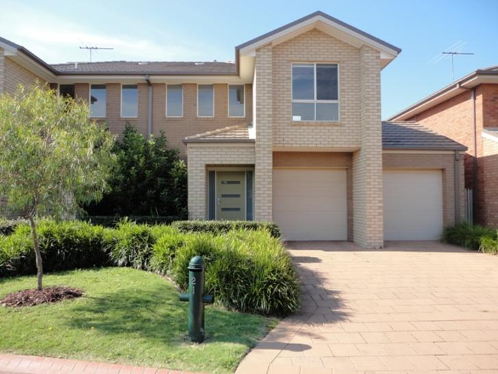 21 Turnstone Drive, Point Cook 3030, VIC Townhouse Photo