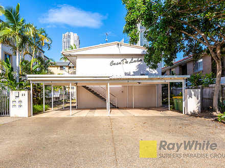 2/23 Darrambal Street, Surfers Paradise 4217, QLD Unit Photo