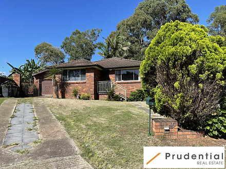 16 Emex Place, Macquarie Fields 2564, NSW House Photo