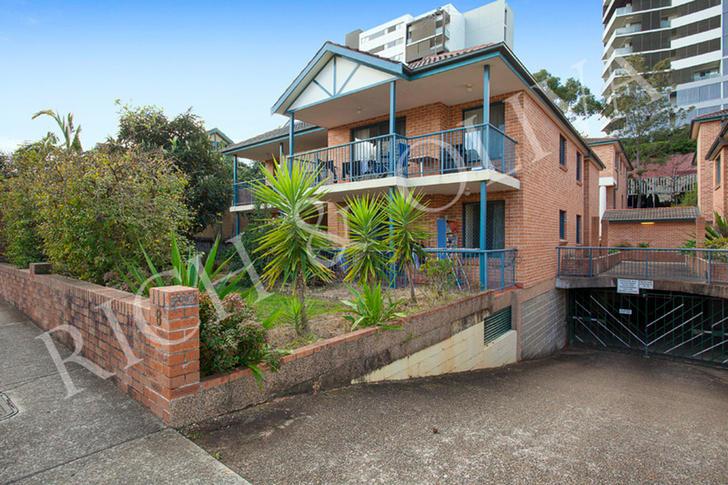 12/8-10 Gloucester Avenue, Burwood 2134, NSW Apartment Photo