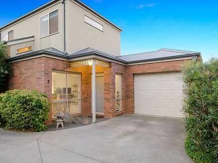 2/21 Basil Street, Newport 3015, VIC Townhouse Photo