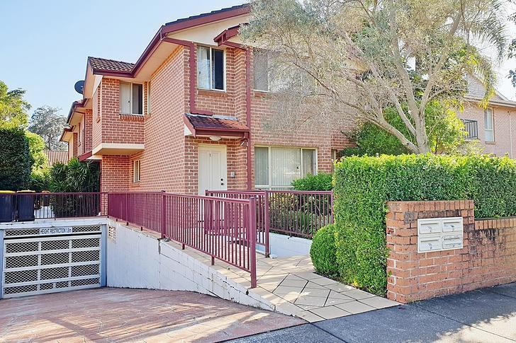 3/82 Kings Road, Five Dock 2046, NSW Townhouse Photo