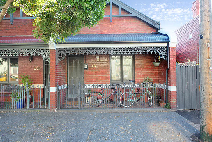 18 Rutland Street, Clifton Hill 3068, VIC Terrace Photo