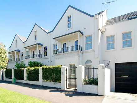 6/74 Johnston Street, Annandale 2038, NSW Townhouse Photo