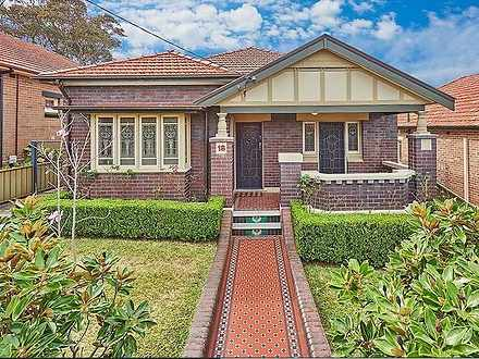 18 Hugh Avenue, Dulwich Hill 2203, NSW House Photo
