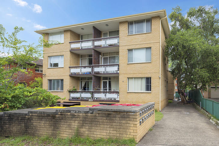 9/13 Riverview Street, West Ryde 2114, NSW Unit Photo