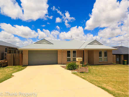 17 Wandoo Crescent, Westbrook 4350, QLD House Photo