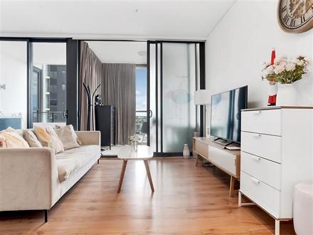 2102/42 Walker Street, Rhodes 2138, NSW Apartment Photo